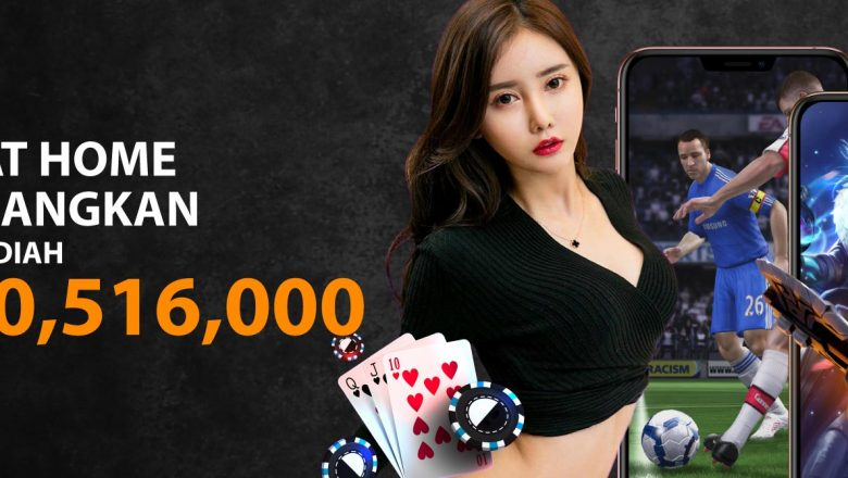 Stay At Home Poker Tournament Total Hadiah IDR 90,516,000
